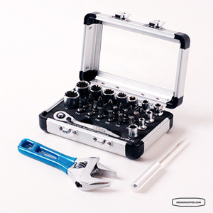 에스프레소 머신 올인원공구세트ⅠEspresso Machine Maintenance Tools set All in oneⅠ