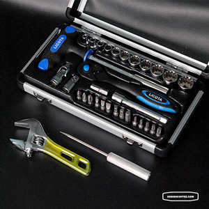 에스프레소 머신 올인원공구세트 Ⅲ Espresso Machine Maintenance Tools set All in one Ⅲ