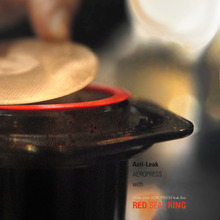 레드실링 Red Seal Ring For Aeropress